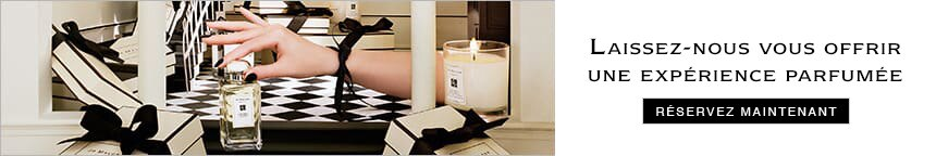 Click  to Book Now for a Jo Malone's scented experience